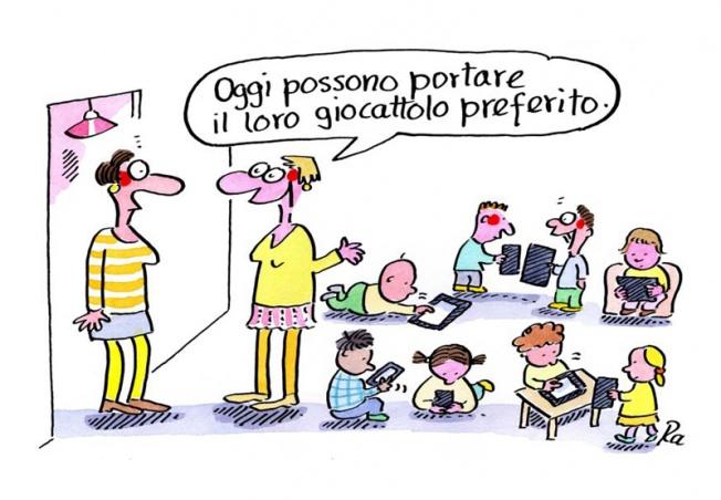 Scuola dell'infanzia_KiGaPortal_Fumetti_Renate Alf_Il giocattolo preferito