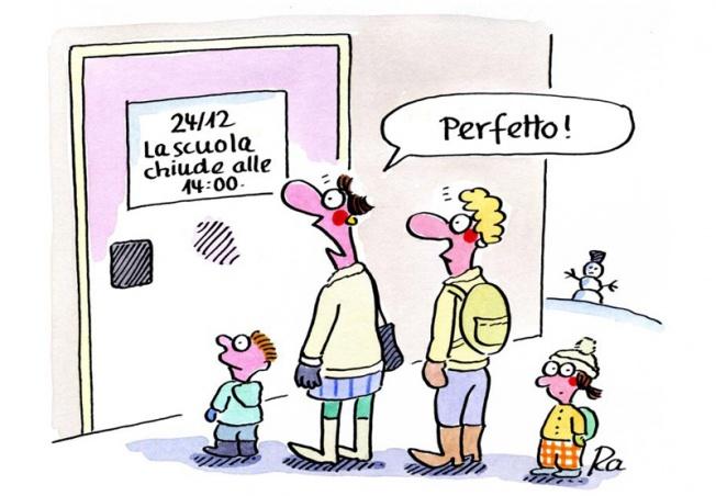 Kigaportal_scuola dell'infanzia_Cartoon_Renate Alf_Heiligabend